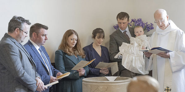 Jensen's Christening Coverage